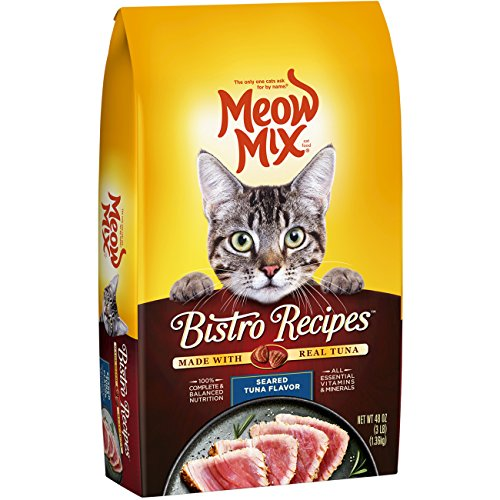 Meow Mix Dry Cat Food Reviews