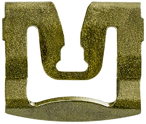 Clipsandfasteners Inc 50 Window Reveal Moulding Clips For Chrysler 6002893