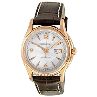 1f0db891c Image Unavailable. Image not available for. Color: Hamilton Jazzmaster  Viewmatic Auto Women's Automatic Watch H32335555