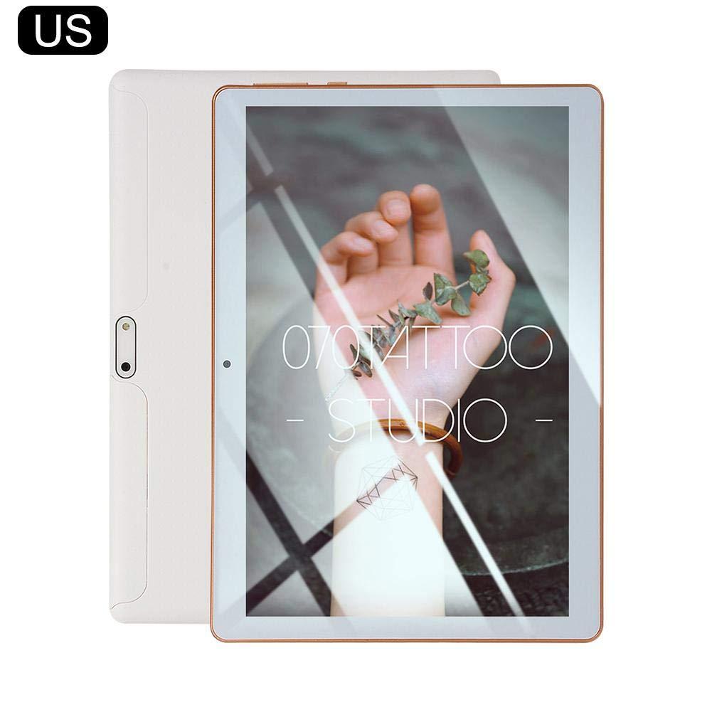 魅力的な lacyie10.1インチ タブレットPC MKT6796 10コア 高精細画面 タブレット タブレット GPSナビゲーション 4+64GB フラット 3G 8+256GB 500+1300万画素 ロック解除 Android 8.0 3G/ 4G通話 WiFiインターネットアクセス フラット 平板 コンピュータ B07QXJDX6B 6+64GB|ホワイト ホワイト 6+64GB, gym master on-line shop:c797bba4 --- arianechie.dominiotemporario.com