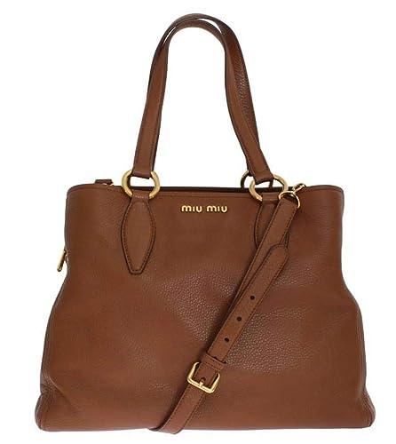 Miu Miu Vitello RR1901 2A7T F0134  Amazon.co.uk  Shoes   Bags 0b803eb55d3be