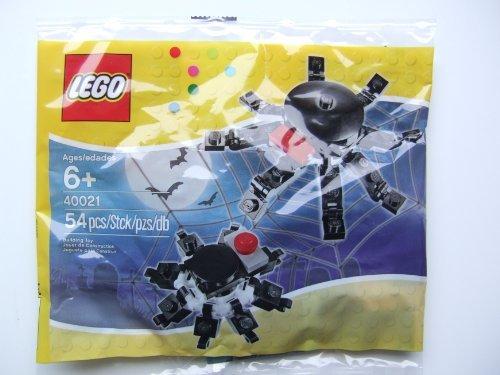 LEGO Seasonal Halloween Mini Figure Set #40021 Spiders Bagged -