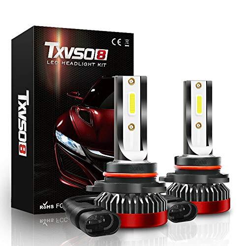 XCSOURCE 9006 Mini LED Headlight Conversion Kit Car Driving Super Bright Headlamp LD2018