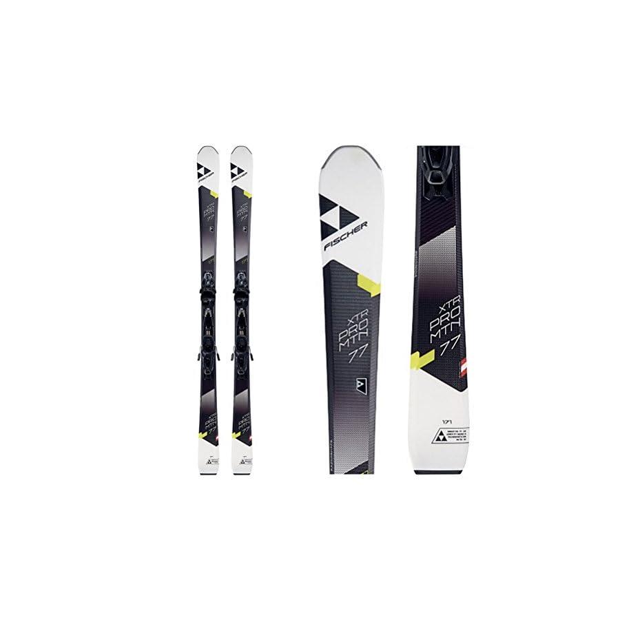 Fischer XTR Pro MTN 77 RT Womens Skis with Bindings