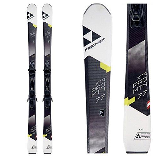 Fischer XTR Pro MTN 77 RT Womens Skis with Bindings - Skis Womens Beginner