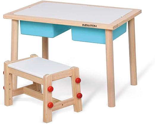 Juegos de mesas y sillas Mesa de estudio y silla Mesa de estudio en el hogar