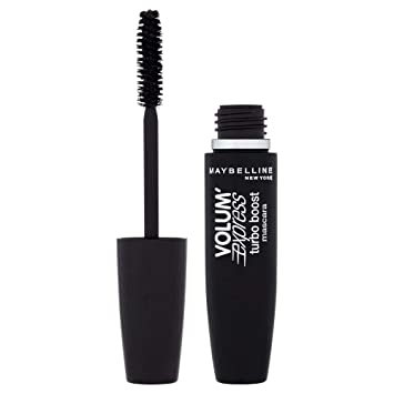 f4e6db0a273 Amazon.com : Maybelline Volum Express Turbo Boost Mascara - Very Black :  Beauty