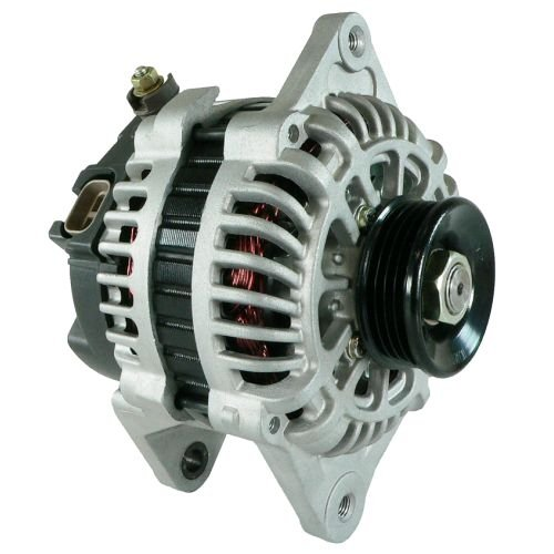 DB Electrical AMT0155 New Alternator for Kia Rio 1.5L 1.5 01 02 2001 2002, 1.6L 1.6 Kia Rio 03 04 05 2003 2004 2005 334-1472 113656 400-46021 OK30D-18-300 RK30D-18-300U 1-2446-01MD AB180140 13948