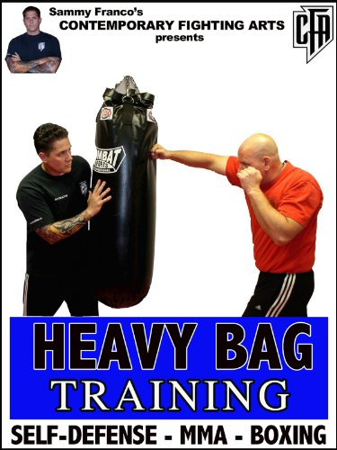 Heavy Bag Training For Street Fighting - 1