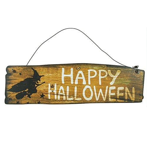 Gisela Graham Panneau Happy Halloween