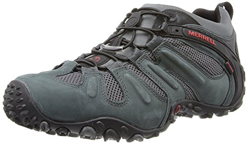 Chameleon Shoe Waterproof 41 Men's UK 5 Granite 7 Hiking Merrell EU 5 M D Stretch Prime D M qS8n1xSw5Y