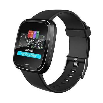 Amazon.com: IT116 Smartwatch Android iOS Bluetooth Smart ...