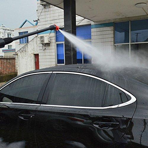 ZREAL Adaptador universal para limpiaparabrisas de coche con boquilla de pulverización a presión para Karcher Lavor: Amazon.es: Deportes y aire libre