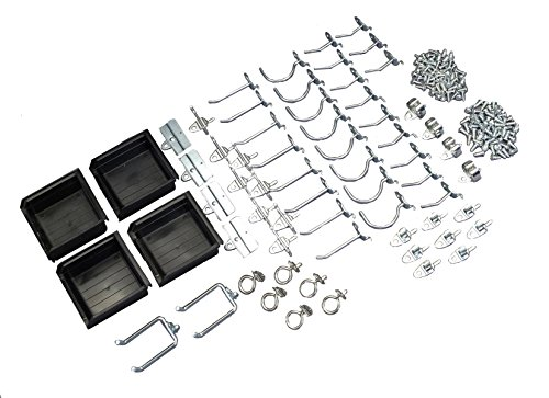 Triton Products 76964 DuraHook and Hanging Bin Assortment Kit by Triton 2