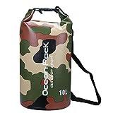 2L/3L/5L/10L/15L/20L/30L 500D Tarpaulin Heavey-Duty PVC Water Proof Dry Bag Sack for Kayaking / Boating / Canoeing / Fishing / Rafting / Swimming / Camping / Snowboarding