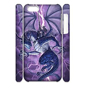 EZCASE Dragon Phone Case For iPhone 6 4.7 [Pattern-4]