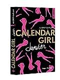 calendar girl janvier french edition