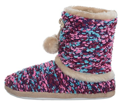 Blue Coloured Multi Slippers Women's brandsseller 0qOX0