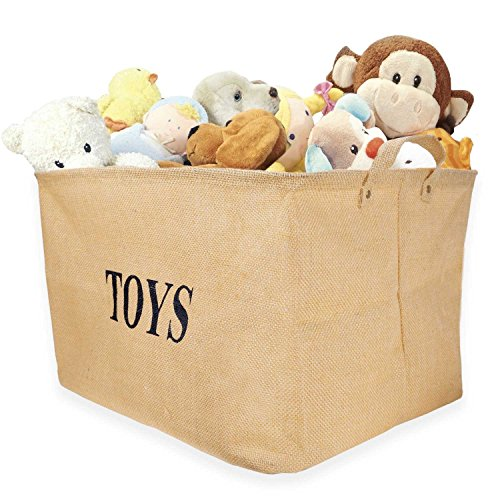 Box Dog Storage Toy (Ilyever Large 17