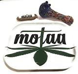 MOTAA Rolling ash Tray with 10ft of Hemp Wick Multi