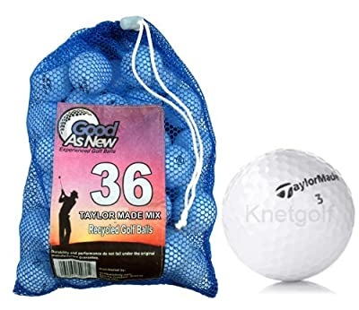 TaylorMade Pre-owned Golf Ball Mix (36 pack)