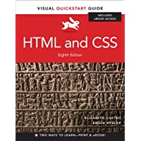 HTML and CSS: Visual QuickStart Guide (Visual QuickStart Guides)