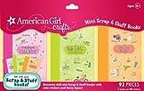 Best American Girl Crafts The American Girl Dolls - EK Success American Girl Crafts Mini Scrap Review