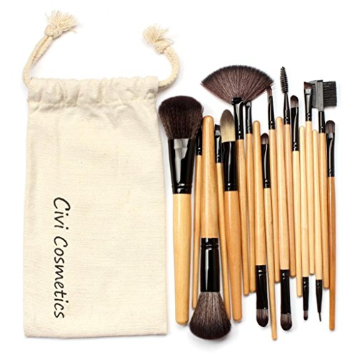 outtop-18-pcs-makeup-brushes-set-fashion-professional-face-eye-shadow-eyeliner-foundation-blush-lip-