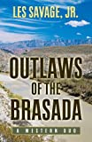 img - for Outlaws of the Brasada: A Western Duo (Five Star Westerns) book / textbook / text book