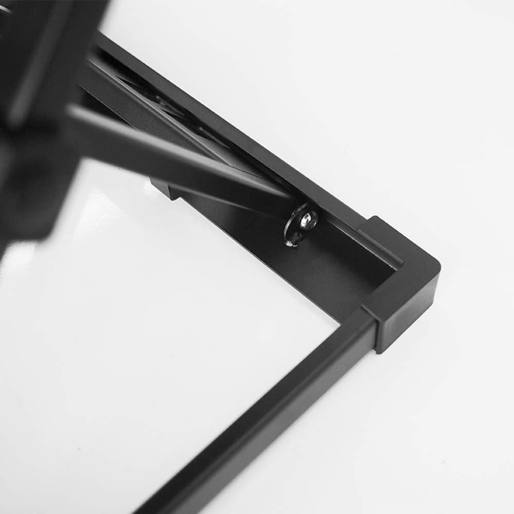 LIULIFE Laptop Desktop Table Converter Sit-Stand Desk Height Adjustable Ergonomic Office Workstation Riser for PC Computer Screen by LIULIFE (Image #9)