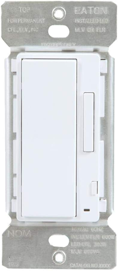 HALO HIWAC1BLE40AWH Wall Accessory Dimmer Lighting, White