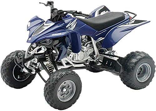NewRay 1/12 スケールモデル Yamaha YFZ450 ATV 2008 ブルー [並行輸入品]