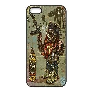 IPhone 5,5S Cases Gwok, - [Black] DoahBY autodiy