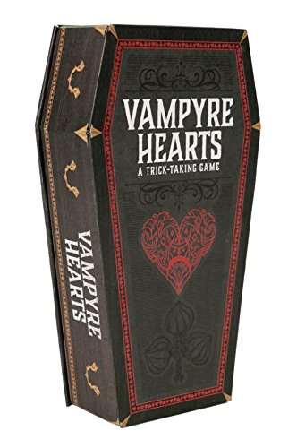 Chronicle Books Vampyre Hearts: A Trick-Taking