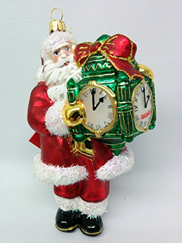 chicago-christmas-ornament-santa-claus-with-clock