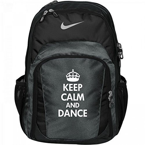 Keep Calm And Dance Bag: Nike Performance Backpack by Customized Girl