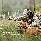 Electronic Shooting Earmuffs Tactical Slim Ear
