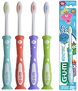 GUM Kids Monsterz Toothbrush