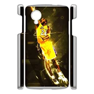 Order Case Basketball Kobe Bryant For Google Nexus 5 U3P391882