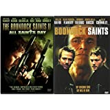 Boondock Saints & The Boondock Saints II: All Saints Day [DVD] 2 Pack Irish Crime Action Movie Set