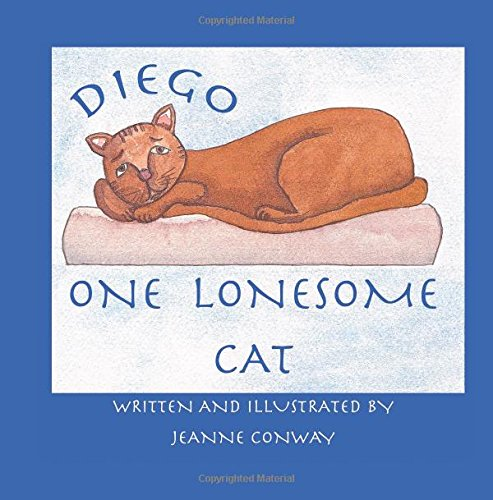 Diego, One Lonesome Cat ebook