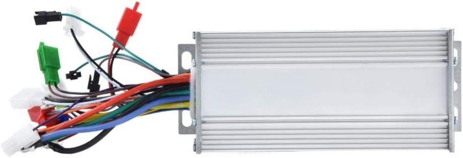 VGEBY1 Controlador sin escobillas, 36V / 48V 1000W Motor sin ...