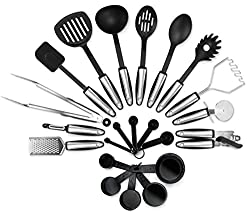 All the essentials in one place. Premium quality at a fair price for the essential kitchenware you need.What makes us different!Being a US Company and a Registered Trademark give us a key differentiator. We understand the American market, our custome...