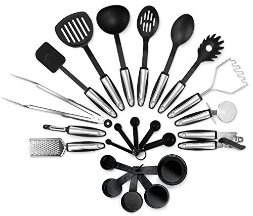 KWORKS Kitchen Utensils | 22 Piece