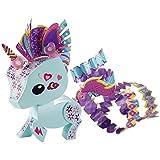 Mattel CGK39 AmiGami - unicornio AmiGami con la herramienta del eje Bastelset