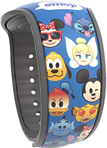 (Disney Parks MagicBand 2.0 - Link It Later - Emoji)