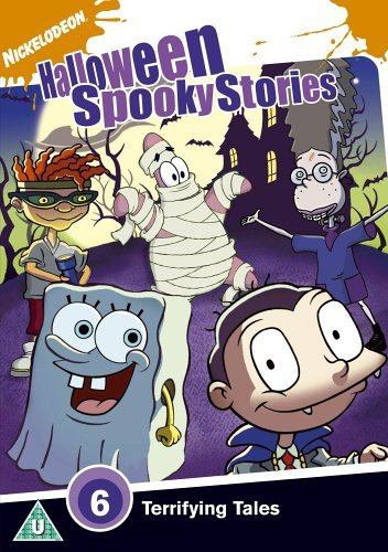 Nicktoons: Halloween Spooky Stories [DVD] ()