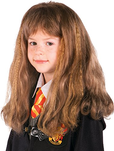 [Harry Potter Costume Accessory, Hermione Granger Wig] (Harry Potter Halloween Costumes Hermione)