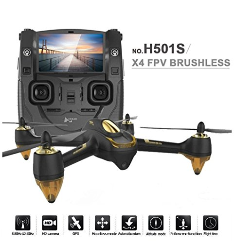 H501S BRUSHELESS Quadcopter Automatic Altitude product image