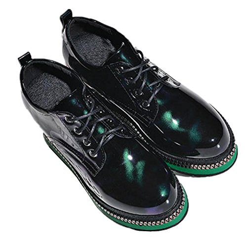 shoes of shoes the casual Within spring thick with new a green wild in soles spring increase women's shoes 6pqwIvq